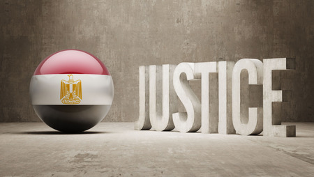 Egypt High Resolution Justice Concept photo