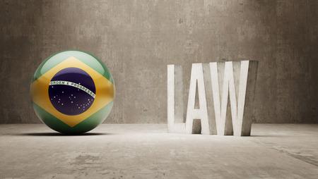 brasilia: Brazil High Resolution Law Concept