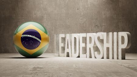 Brazil Leadership Concept