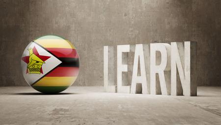 african teacher: Zimbabwe   Learn Concept