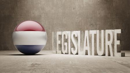 legislature: Netherlands   Legislature Concept
