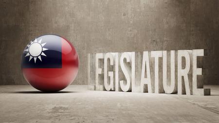 legislature: Taiwan  Legislature Concept