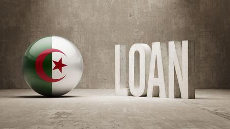 algeria: Algeria  Loan Concept