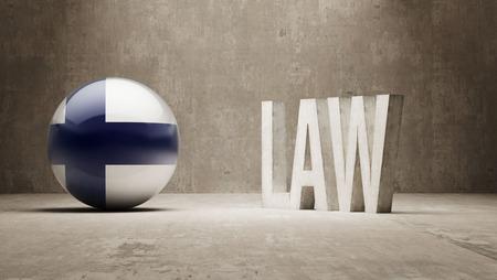 foreclosure: Finland   Law Concept