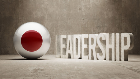 Japan   Leadership Concept