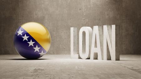 bosnia and herzegovina: Bosnia and Herzegovina  Loan Concept