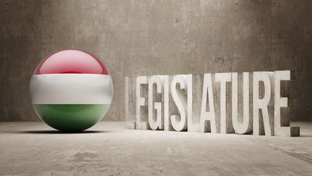 legislature: Hungary  Legislature Concept