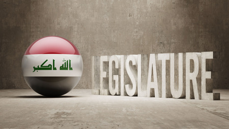 legislature: Iraq  Legislature Concept