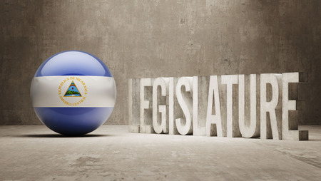 legislature: Nicaragua Legislature Concept
