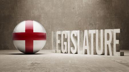 legislature: England  Legislature Concept