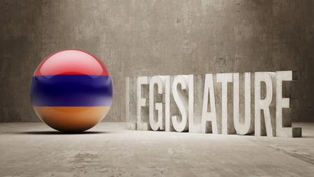 legislature: Armenia  Legislature Concept