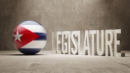 legislature: Cuba  Legislature Concept
