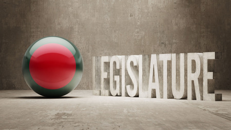 legislature: Bangladesh Legislature Concept