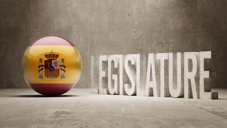 legislature: Spain  Legislature Concept