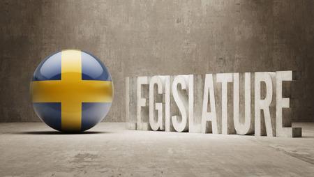 legislature: Sweden  Legislature Concept