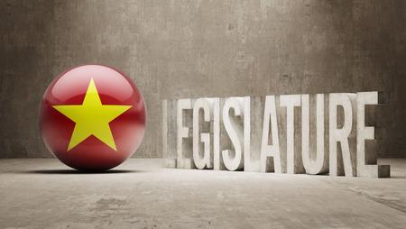 legislature: Vietnam  Legislature Concept