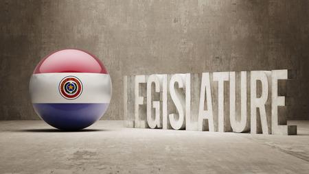 legislature: Paraguay  Legislature Concept