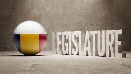 legislature: Romania  Legislature Concept