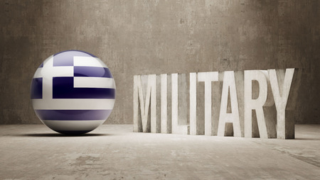 major force: Greece Military Concept