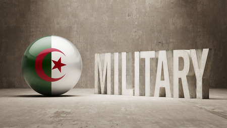 major force: Algeria  Military Concept