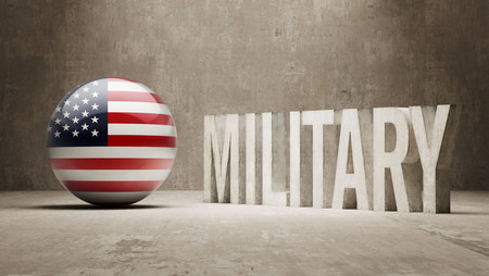 army background: United States   Military Concept Stock Photo
