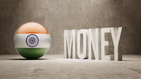 India  Money Concept photo