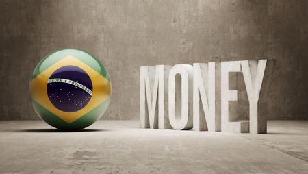 brasilia: Brazil   Money Concept
