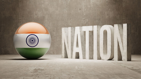 India  Nation Concept