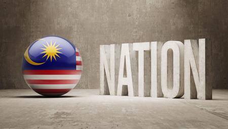 Malaysia   Nation Concept