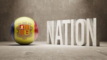 andorra: Andorra   Nation Concept