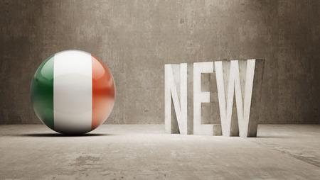 renewed: Ireland   New Concept