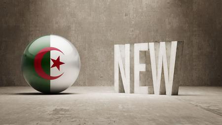 renewed: Algeria New Concept