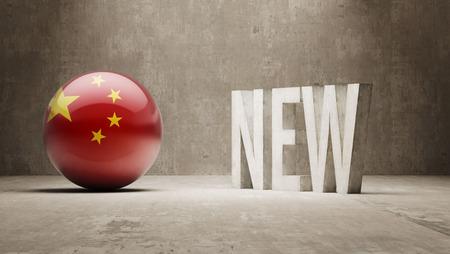 renewed: China  New Concept