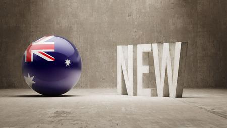 renewed: Australia   New Concept