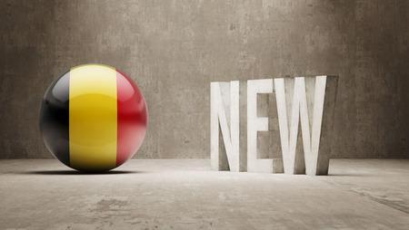 renewed: Belgium  New Concept