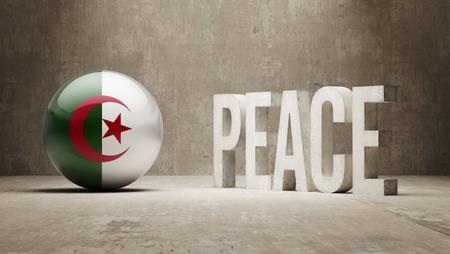 algeria: Algeria  Peace Concept