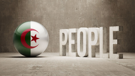 Algeria  People Concept photo