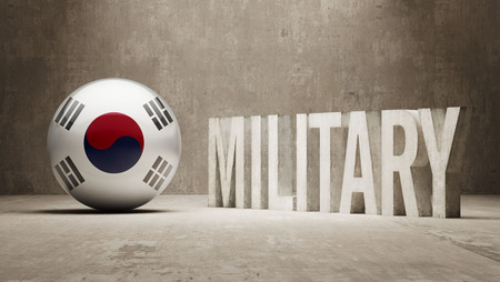 major force: South Korea  Military Concept