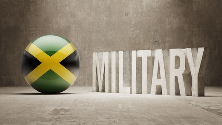major force: Jamaica Military Concept
