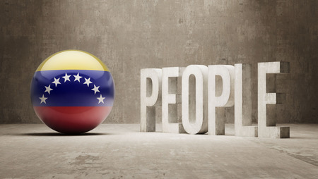 Venezuela People Concept photo