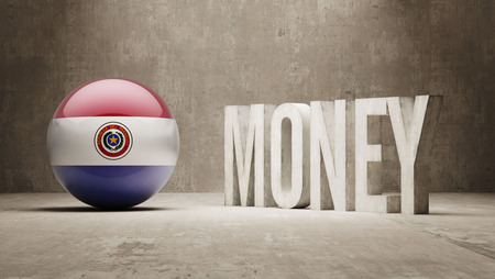 Paraguay  Money Concept photo