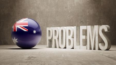 rectify: Australia Problemi Concetto