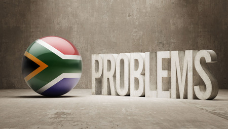 rectify: South Africa  Problems Concept