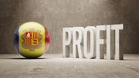andorra: Andorra  Profit Concept