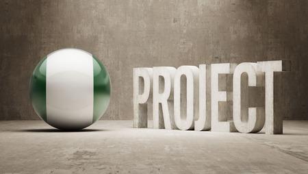 Nigeria  Project Concept photo