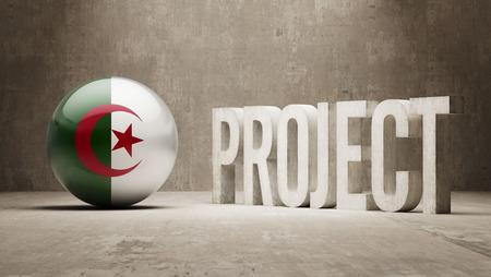 Algeria  Project Concept photo