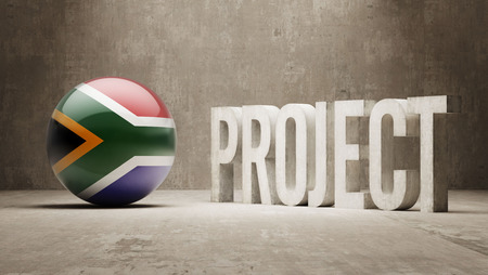 South Africa Project Concept photo