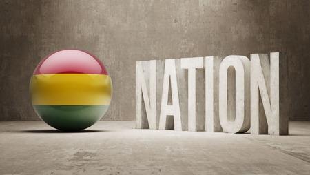 nation: Bolivia  Nation Concept