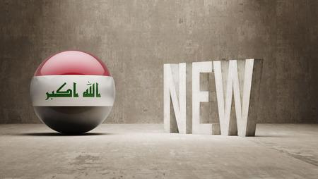 renewed: Iraq  New Concept