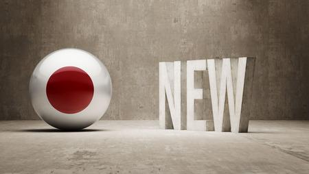 renewed: Japan High Resolution New Concept